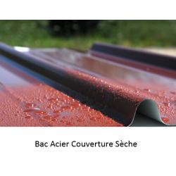 Bac Acier Couverture Sèche