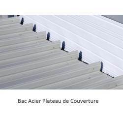 Bac Acier Plateau de Couverture