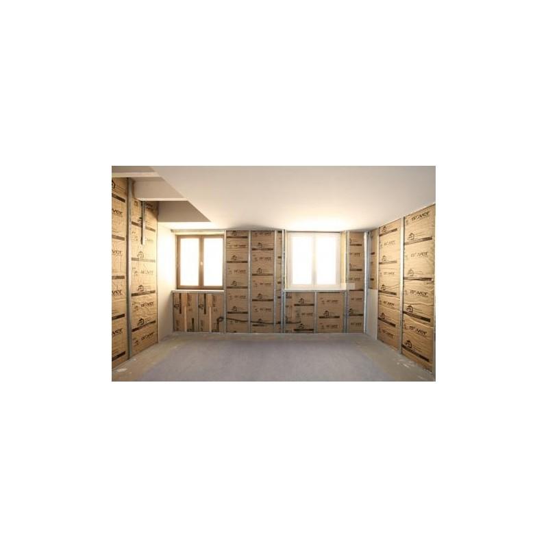 isolation en dr me ard che. Black Bedroom Furniture Sets. Home Design Ideas