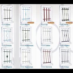grilles de d fense didier mat riaux. Black Bedroom Furniture Sets. Home Design Ideas