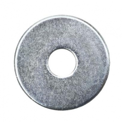 Boite de 25 Rondelles Plate Galva Ø10 x 30