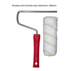 Rouleau Anti Goutte avec Manchon 180mm