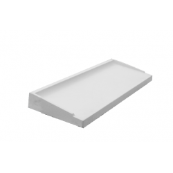 Appui de Fenêtre Préfabriqué Béton ABS2 35.5 x 100 Blanc