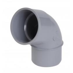 Coude PVC 67° MF Ø40 CH6