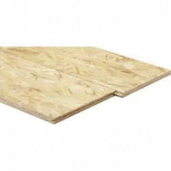 Plaque Lameply OSB3 18mm en 2.50x0.625ml