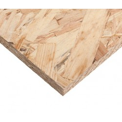 Plaque Triply OSB3 12mm en 2.50x1.25ml