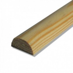 Baguette ½ Rond 19mm en 2.40ml