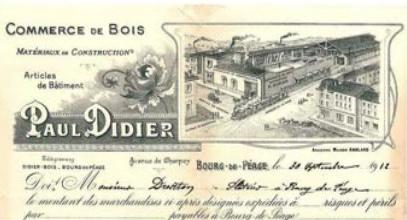 Paul DIDIER - DIDIER MATERIAUX