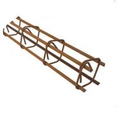 Chainage Parasismique 15x15cm 4HA10 Longueur 6ml