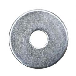 Boite de 16 Rondelles Plate Galva Ø16 x 40