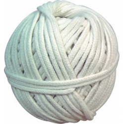 Cordeau Coton Tressé Ø3mm x 24ml