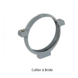 Collier PVC Ø125 COX