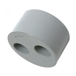Réduction PVC Ø 100X40X40 T44