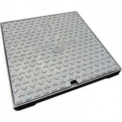 Tampon Hydraulique Fonte 600x600 Classe 125