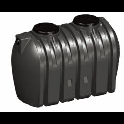 Fosse Septique PVC 3000 L avec Préfiltre