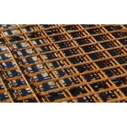 Panneau Treillis soudé ST25CS en 2,40ml x 3ml maille 15x15cm