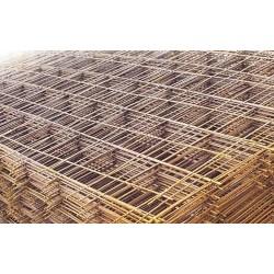 Panneau Treillis Bricolage en 1,20ml x 2,40ml maille 15cmx15cm
