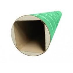 Tube de Coffrage Lisse Carré Bords Chanfreinés 200x200 en 3ml