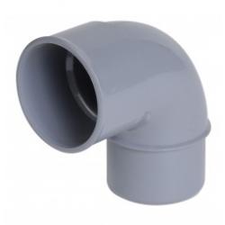 Coude PVC 87° MF Ø75 CP8