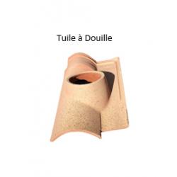 Tuile à Douille Double Canal Languedoc DCL + Lanterne