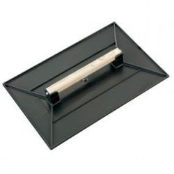 Frottoir Plastique Noir 18x27cm