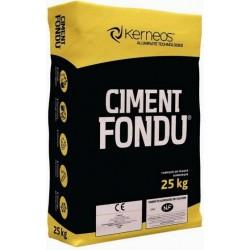 Sac 25 Kgs Ciment Fondu Kerneos