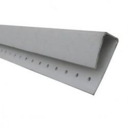 Profilé de Départ pour lambris PVCBlanc en 3ml